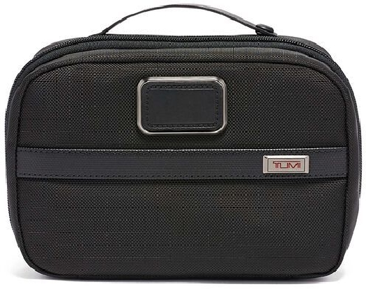 Tumi ALPHA 3 Split Travel Kit, Black 117255