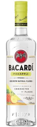 Bacardi Pineapple Fusion 32% 1L