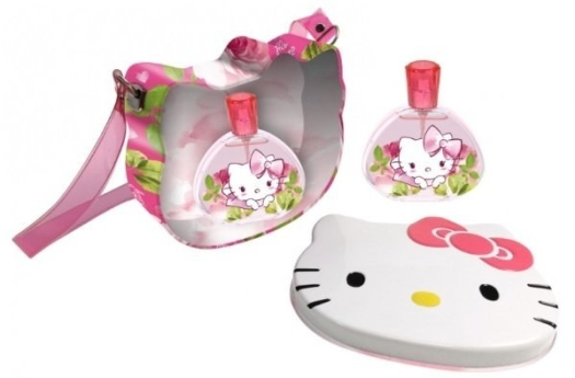 Hello Kitty Metallic Bag EdT 100ml