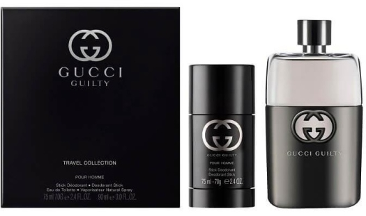 GUCCI Guilty Pour Homme Gift Set 90ml+75ml