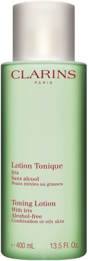Clarins Cleansing Toning Lotion with Iris 400ml
