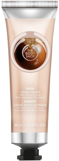 The Body Shop Shea Hand Cream 30ml