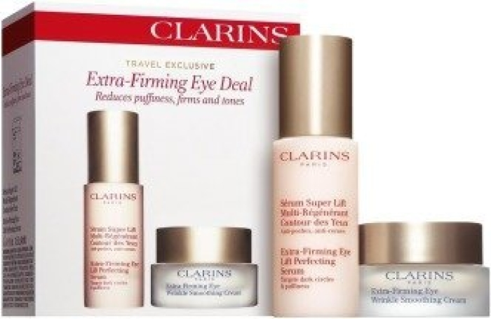 Clarins Extra Firming Eye Deal Set 2x15ml