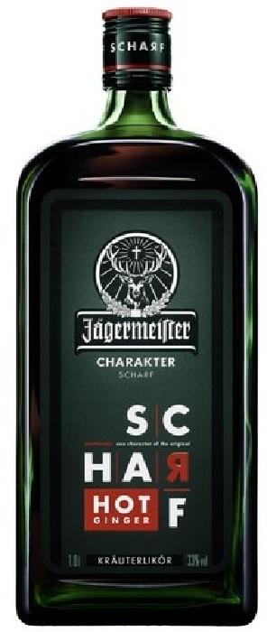 Jagermeister Jägermeister Scharf 33%