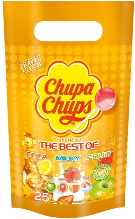 Chupa Chups Best of bag 300g