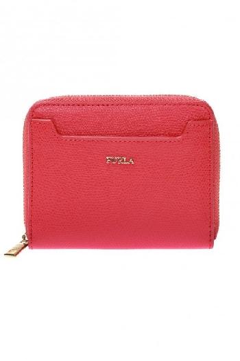 Furla Astrid S Ziparound Wallet, Red 1046981