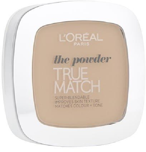 L'Oreal Paris True Match Powder NW5 Golden Sand 9g