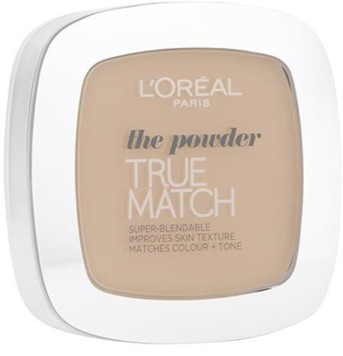 L'Oreal Paris True Match Powder NW5 Golden Sand 9g