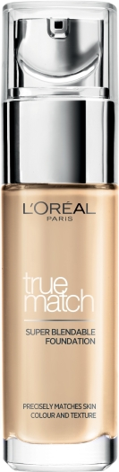 L'Oreal Paris True Match Foundation N3D3W Beige Dore 30ml