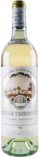 Château Carbonnieux, Pessac-Leognan, AOC, Grand Cru Classe de Graves, dry, white 0.75L