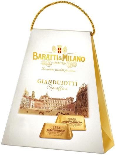 Baratti&Milano Gianduiotti Ballotin 180g