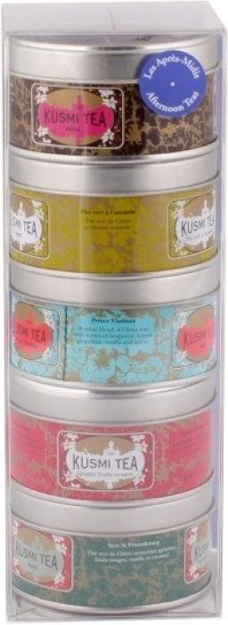 Kusmi Tea AfternoonTea 5x25g