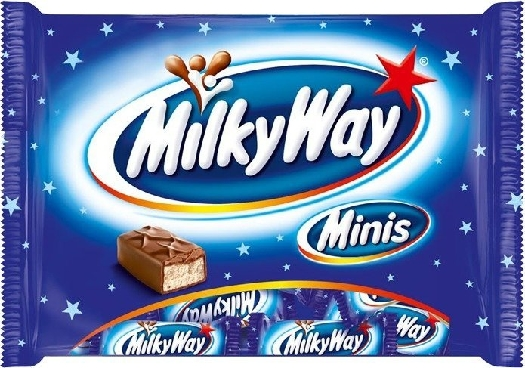 Mars Milky Way Minis Bag 403g
