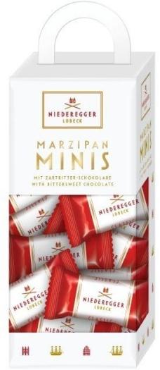 Niederegger Mini Marzipan Classics in quiver 250g