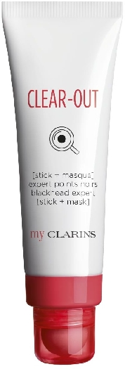 Clarins My Clarins Clear-Out Anti-Blackheads Stick + Mask 50ml