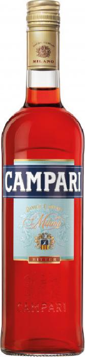 Campari Bitter Liqueur 25% 0,5L