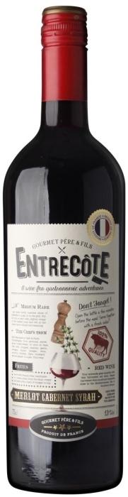 Entrecote Merlot Cabernet 0.75L
