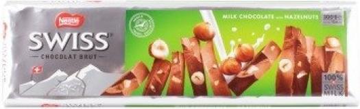 Nestle Chocolate Swiss hazelnut 300g