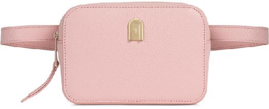 Furla Sleek M Belt Bag, Pink 1060366