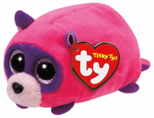TY Teeny Ty Racoon 10cm