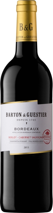 Barton&Guestier Passeport Bordeaux Red 0.75L