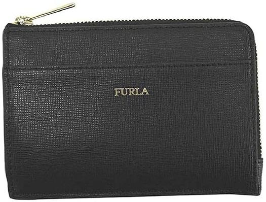Furla Babylon M Business Card Case, Black 1045941