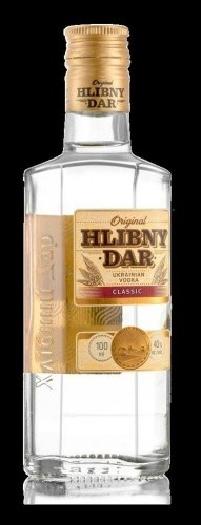 Hlibny Dar Classic 0.1L 40.00%