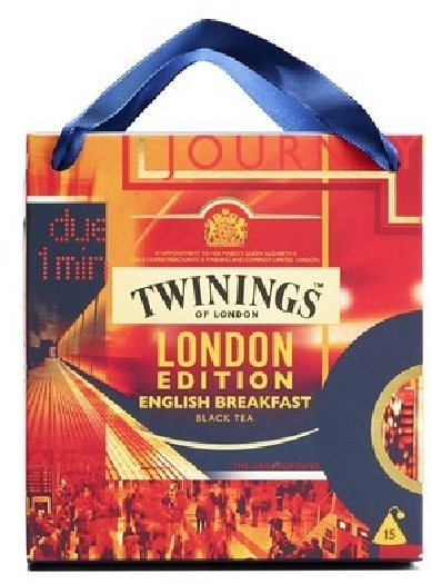 Twinings London Edition English Breakfast 45g