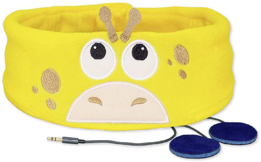 Snuggly Rascals Comfy Headband Head For Kids - Giraffe 50g