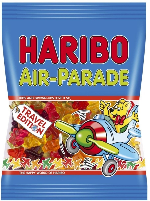 Haribo Air Parade 500g