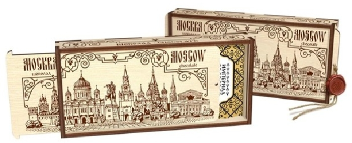 Chocolate Moscow 100g
