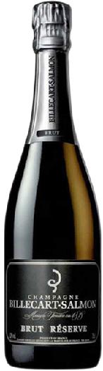 Billecart Salmon Brut Reserve, Sparkling Wine, white brut 12% 0.75L