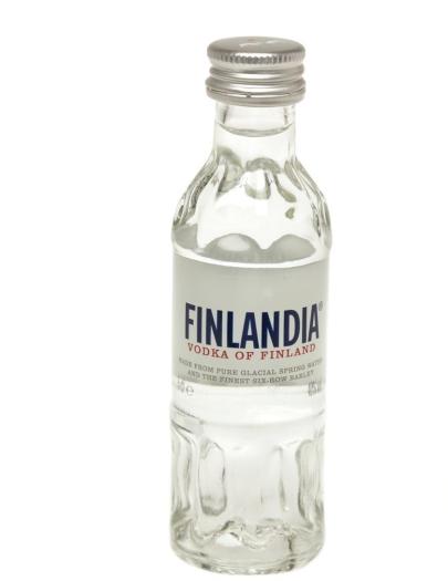 Finlandia Vodka 0.05L