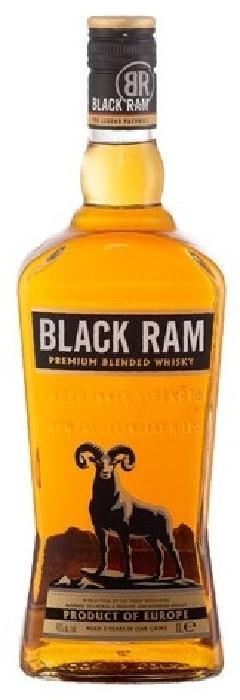 Black Ram Whisky 40% 1L