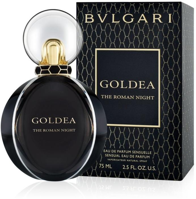 Bvlgari Goldea The Roman Night 75ml