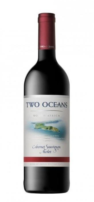 Two Oceans Cabernet Sauvignon Merlot 2013 0.75L