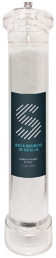 La Collina Toscana Grinder Sicilian white salt