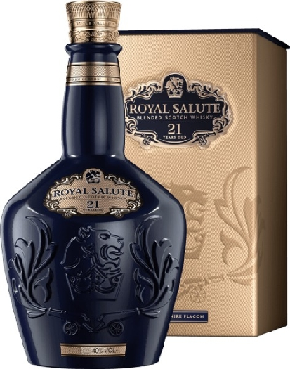 Royal Salute 21 Years Old 40% 1L