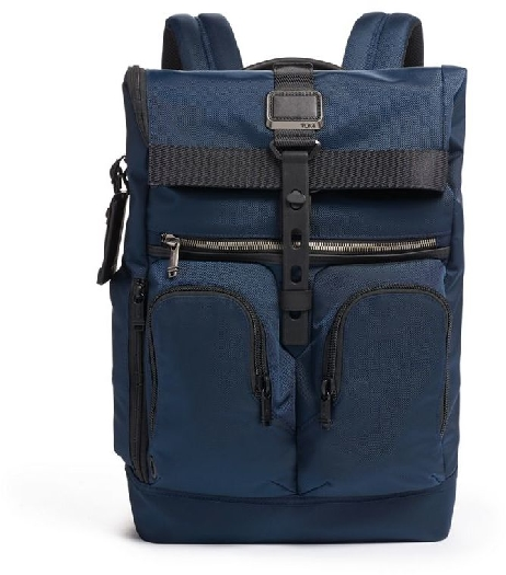 Tumi ALPHA BRAVO Backpack with laptop compartment, Navy 0232659NVY