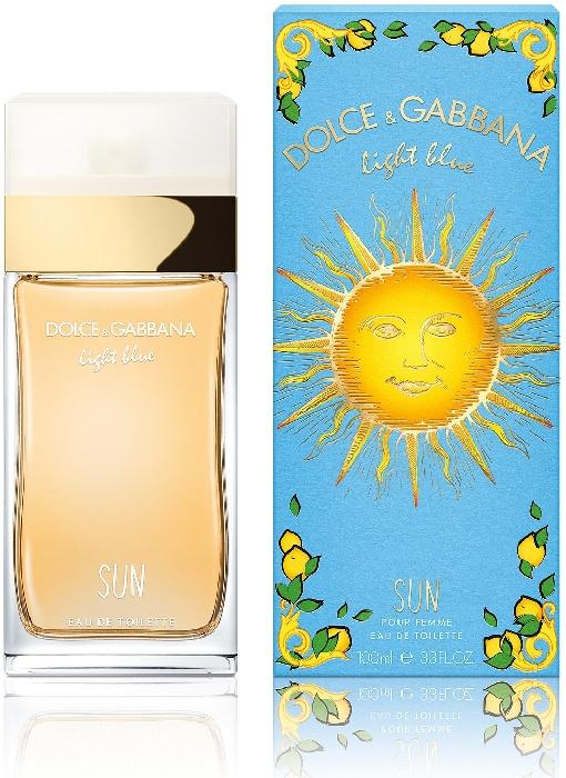 Dolce&Gabbana Light Blue Sun 100ml