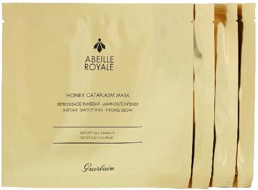 Guerlain Abeille Royale Honey Cataplasm Mask x4 sheets