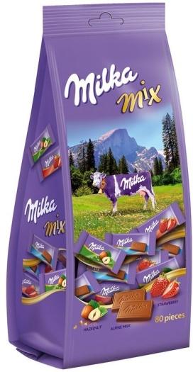 Milka Naps Bag 340g