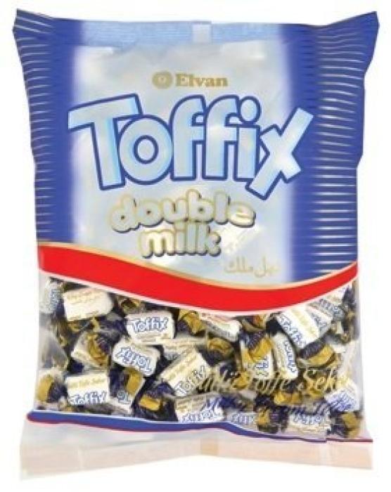 Elvan Toffix Double Milk Twist 800g