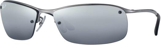 Ray-Ban Polarised Gunmetal Sunglasses