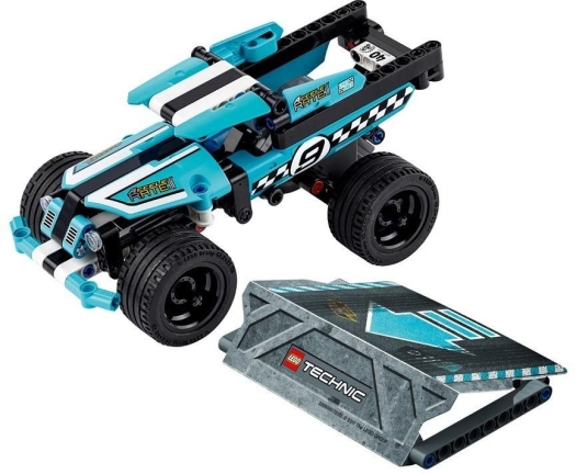 LEGO System AS, line Technic, stunt truck
