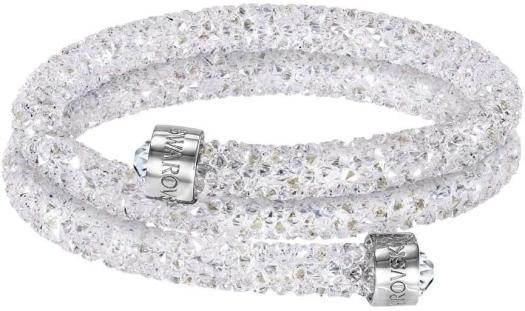 Swarovski Crystaldust Bangle Double 5237754 Bracelet