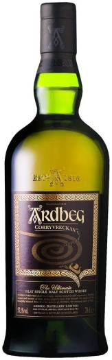 Ardbeg Corryvreckan Whiskey 57,1% 0.7L