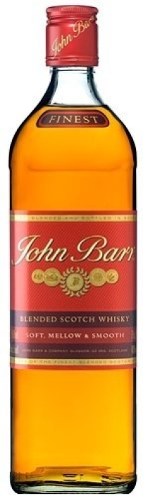 John Barr Finest Whiskey 40% 1L