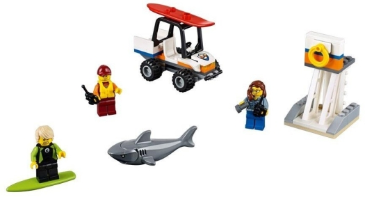 LEGO City 60163 Coast Guard
