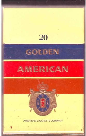 Golden American Pack